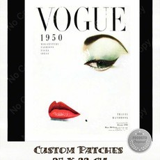 Patch Vogue 1950 - Importado