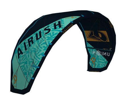 Kite Airush Union V4 Reefer Blue 10m