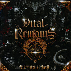 CD VITAL REMAINS - HORRORS OF HELL (NOVO/LACRADO) IMPORTADO