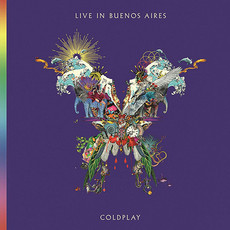 CD COLDPLAY - LIVE IN BUENOS AIRES (CD DUPLO) (NOVO/LACRADO)