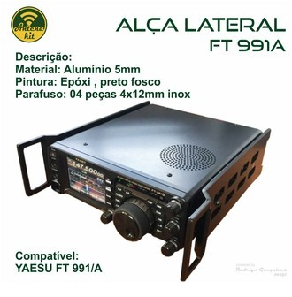 ALÇA LATERAL FT 991A