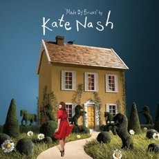 CD KATE NASH - MADE OF BRICKS (USADO)