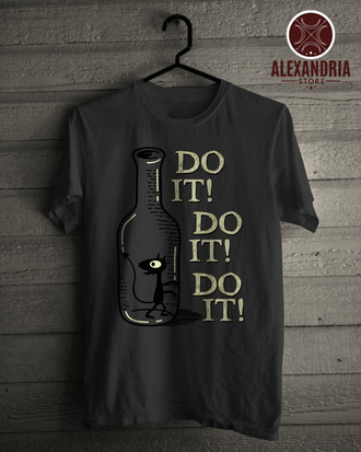 Camiseta Do it! do it! do it!