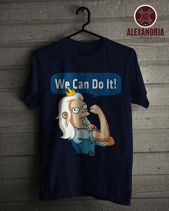 Camiseta We Can do It!