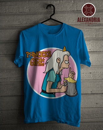 Camiseta Princess Girl