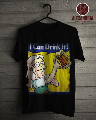 Camiseta I can Drink it!