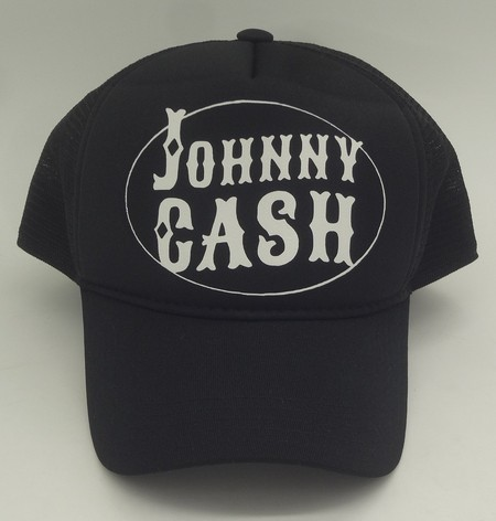 Boné Johnny Cash