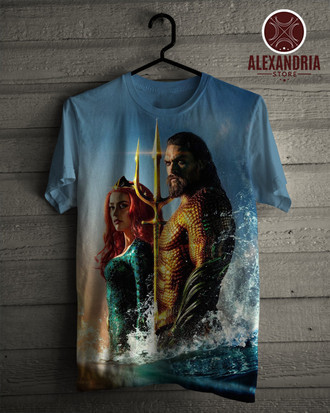 Camiseta Aquaman²