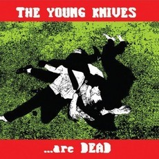 CD THE YOUNG KNIVES - ARE DEAD (USADO)