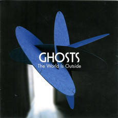 CD GHOSTS - THE WORLD IS OUTSIDE (USADO)