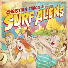 Cd Surf Aliens - Christian Targa & Surf Aliens