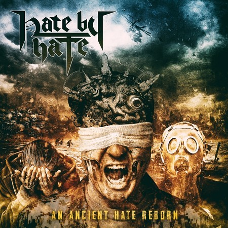 HATE BY HATE An Ancient Reborn CD