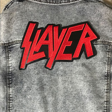 SLAYER Top Back Patch
