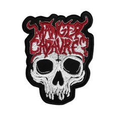 MANGER CADAVRE? Official Embroidered Patch