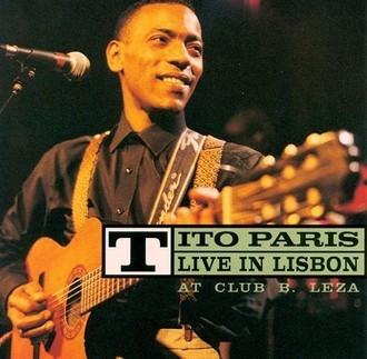 CD TITO PARIS ‎- TITO PARIS LIVE IN LISBON AT CLUB B. LEZA (USADO)