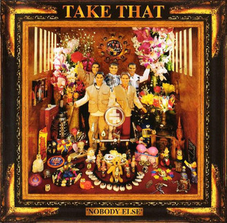 CD TAKE THAT  - NOBODY ELSE (USADO)