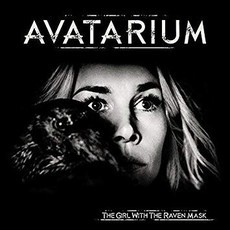 CD AVATARIUM - THE GIRL WITH THE RAVEN MASK (NOVO/LACRADO)