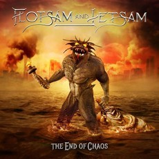 CD FLOTSAM AND JETSAM - THE END OF CHAOS (SLIPCASE) (NOVO/LACRADO)