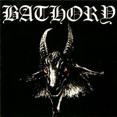 CD BATHORY - BATHORY (NOVO/LACRADO)