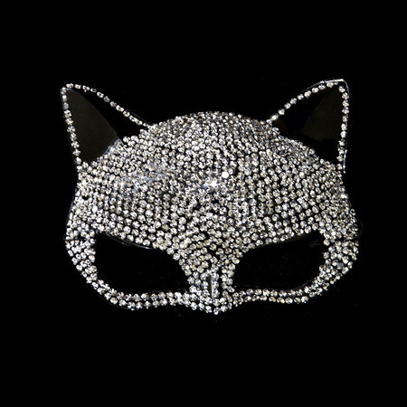 Máscara Diamond Cat