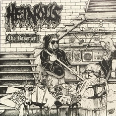 CD HEINOUS - THE BASEMENT (NOVO)