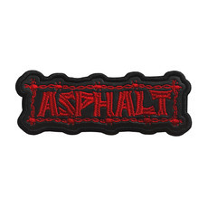 ASPHALT Official Embroidered Patch