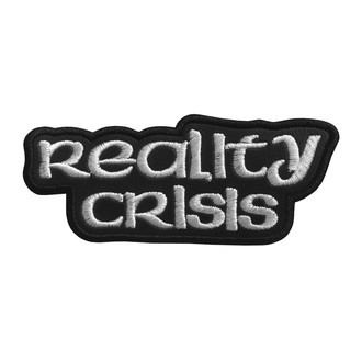 REALITY CRISIS Official Embroidered Patch