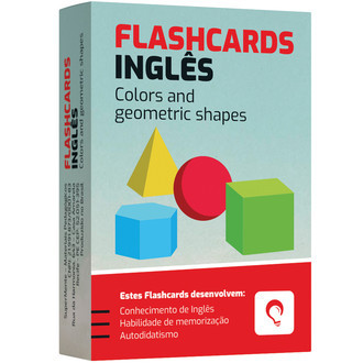 Inglês - Colors and Geometric shapes