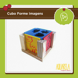 Cubo Forme Imagens