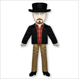 Boneco Breaking Bad - Walter White 'Heisenberg'
