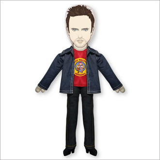Boneco Breaking Bad - Jesse Pinkman 'Los Pollos Hermanos'