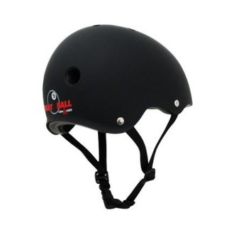 Capacete Triple 8 Eight Ball Preto