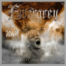 CD EVERGREY - RECREATION DAY (REMASTERS EDITION) (NOVO/LACRADO)