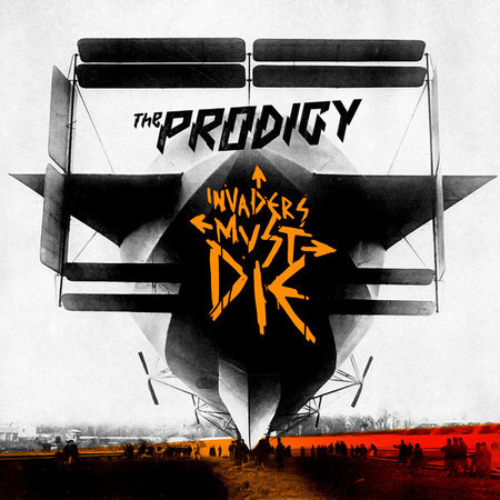 ​CD THE PRODIGY - INVADERS MUST DIE (NOVO/LACRADO)