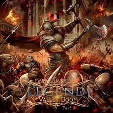 CD MARIUS DANIELSEN - LEGEND OF VALLEY DOOM PART 2 (NOVO/LACRADO)