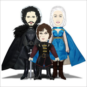 Bonecos Game of Thrones