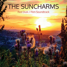 "Compacto THE SUNCHARMS - RED DUST / FILM SOUNDTRACK (7"")"