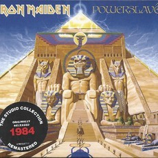 CD IRON MAIDEN - POWERSLAVE (DIGIPACK) (NOVO/LACRADO)