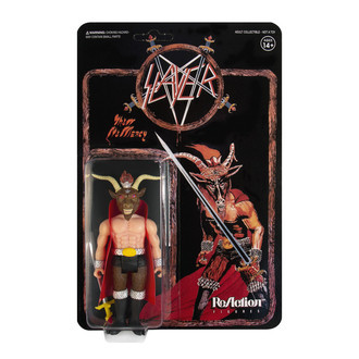 Slayer ReAction Minotaur Figure (Show no Mercy)