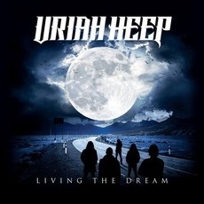 CD URIAH HEEP - LIVING THE DREAM (NOVO/LACRADO)