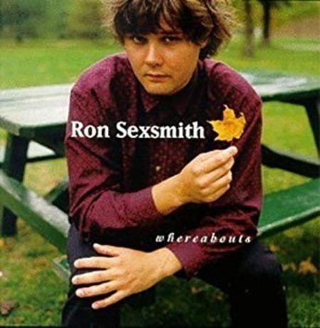CD RON SEXMITH - WHEREABOUTS (USADO)