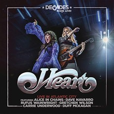 CD HEART - LIVE IN ATLANTIC CITY (CD+DVD) (NOVO/LACRADO)