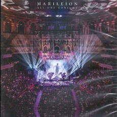 DVD MARILLION - ALL ONE TONIGHT: LIVE AT THE ROYAL ALBERT HALL 2 DVDs
