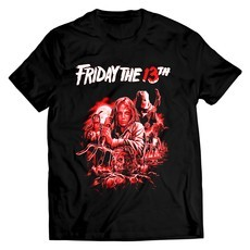 Camiseta - Friday the 13th