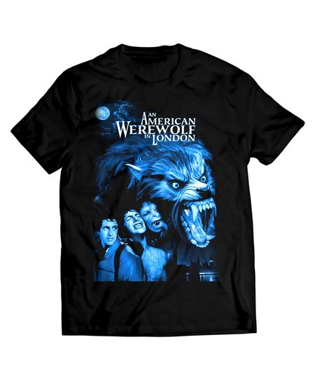 Camiseta - AN AMERICAN WEREWOLF IN LONDON