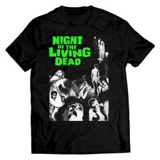 Camiseta - Night Of The Living Dead