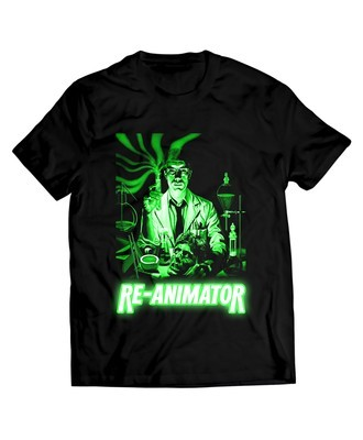 Camiseta - RE-ANIMATOR