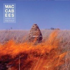 THE MACCABEES - GIVEN TO THE WILD (CD USADO)