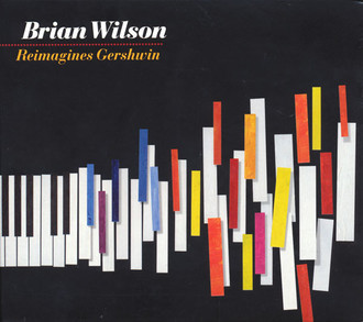 CD BRIAN WILSON - REIMAGINES GERSHWIN (CD USADO)