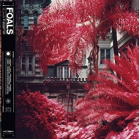 CD FOALS - EVERYTHING NOT SAVED WILL BE LOST PART 1 (NOVO/LACRADO)